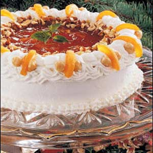 Apricot Hazelnut Torte Recipe