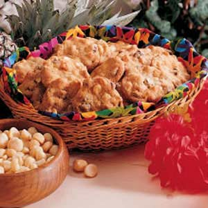 Macadamia Nut Cookies Recipe