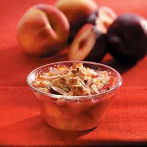 Almond Fruit Crisp Recipe