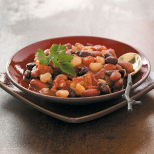 Southwestern Baked Beans Recipe