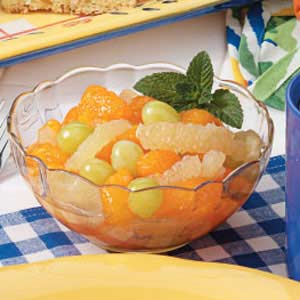 Grapefruit Orange Medley Recipe