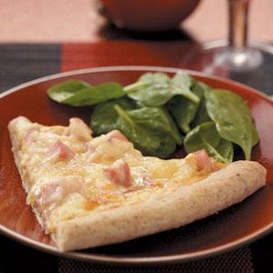 German Deli Pizza Recipe
