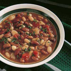 Five-Bean Soup Recipe