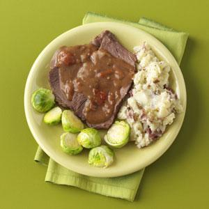 Family-Favorite Beef Roast Recipe