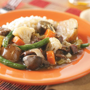Beef and Lamb Stew Recipe