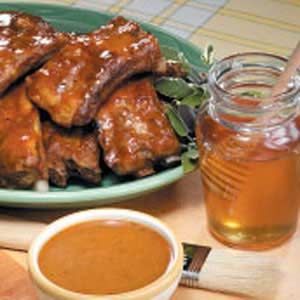 South Carolina-Style Ribs Recipe