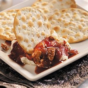 Raspberry Chipotle Dip Recipe