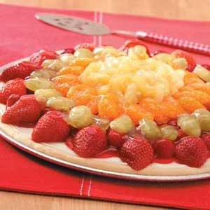 Ultimate Fruit Pizza Recipe