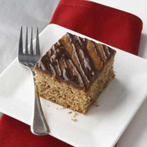 Honey & Spice Snack Cake Recipe