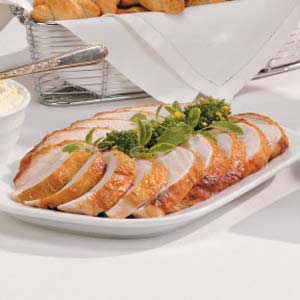 Honey-Mustard Turkey Breast Recipe