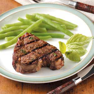 Herb Marinated Lamb Chops Recipe