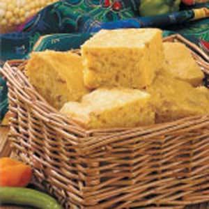 Southwestern Corn Bread Recipe