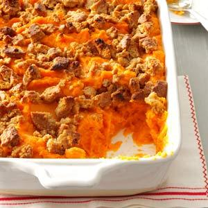 Sweet Potato Bake Recipe