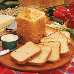 Garden Vegetable Bread Recipe