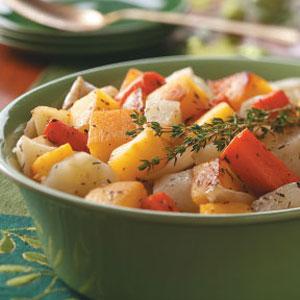 Herb-Roasted Vegetables Recipe