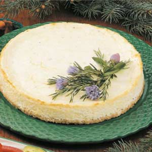 Savory Swiss Cheesecake Recipe