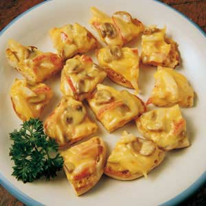 East Coast Crab Appetizers Recipe