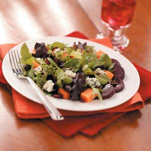 Harvest Green Salad Recipe