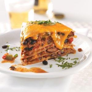 Enchilada Pie Recipe