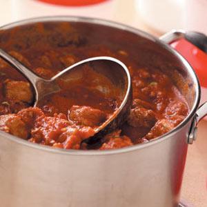 Rich Italian Pasta Sauce Recipe
