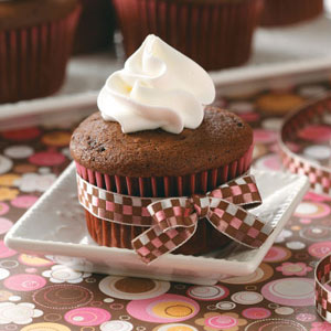 Truffle Chocolate Cupcakes Recipe