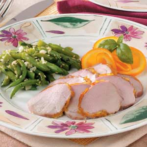 Marmalade Pork Tenderloin Recipe
