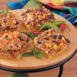 Southwestern Pizza Recipe
