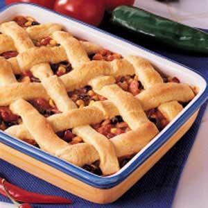 Southwestern Veggie Bake Recipe