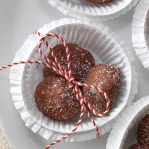 Cherry Mocha Balls Recipe