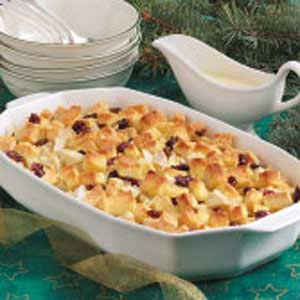 Christmas Bread Pudding Recipe