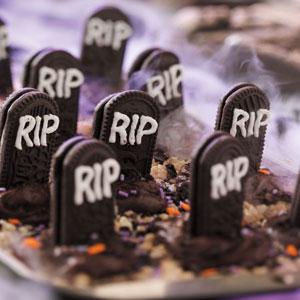 Ghostly Graveyard Recipe