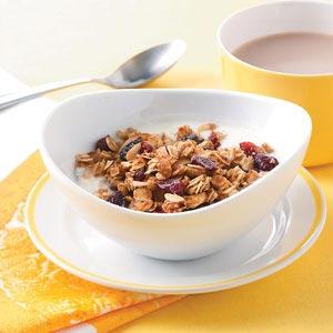 Good-Morning Granola Recipe