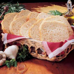 Spaghetti Bread Recipe