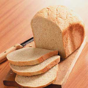 Golden Wheat Bread Recipe