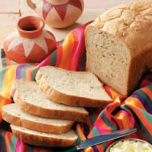 Sunflower Wheat Bread Recipe