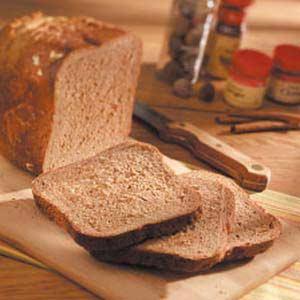Gingerbread Oatmeal Bread Recipe
