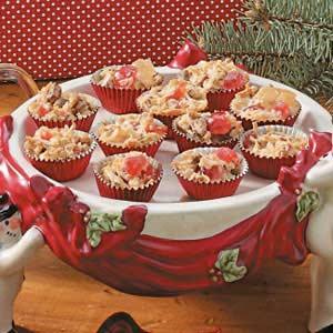 Coconut Fruitcake Cookies Recipe