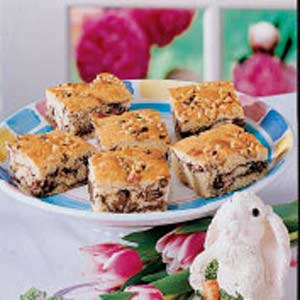 Fudge Ripple Squares Recipe