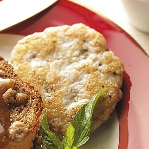 Turkey Breakfast Sausage Patties Recipe