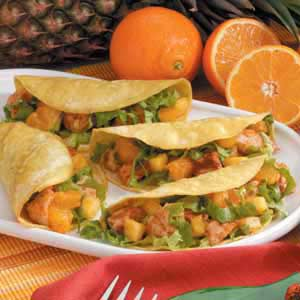 Citrus Fish Tacos Recipe