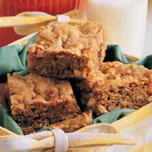 Coconut Pecan Blondies Recipe