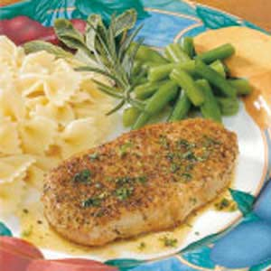 Braised Pork Chops Recipe