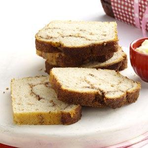 Swirl Cinnamon Bread Recipe