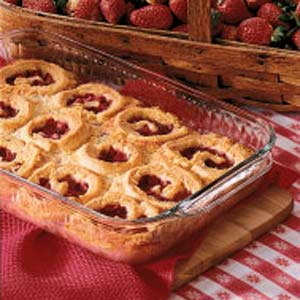 Strawberry Swirls Recipe