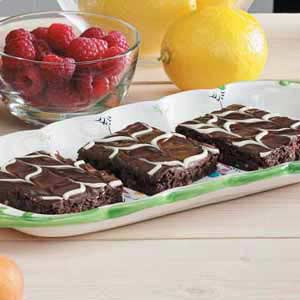 Fudgy Nut Brownies Recipe
