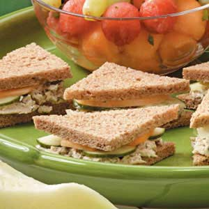 Summer Tea Sandwiches Recipe