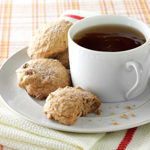 Coffee Almond Crisps Recipe