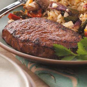 Zesty Marinated Pork Chops Recipe