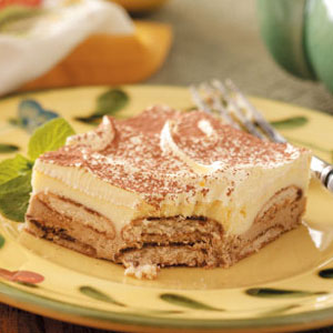 Tiramisu Cheesecake Dessert Recipe