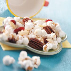 Cranberry Popcorn Deluxe Recipe